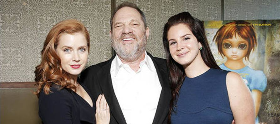 Semanas antes que los casos de acoso y conducta inapropiada estallaran en los medios, Weinstein...