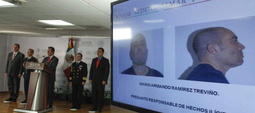 También este lunes, México extraditó a Víctor Manuel Félix, al...
