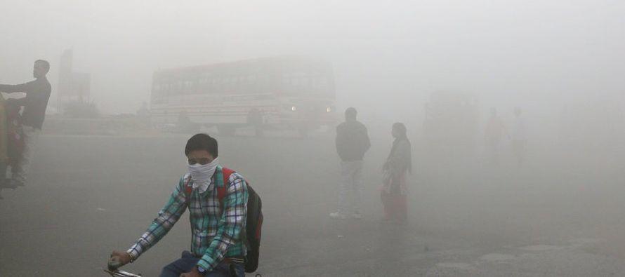 El Gobierno lanzó en 2013 un plan quinquenal para promover la limpieza y calidad del aire, a...