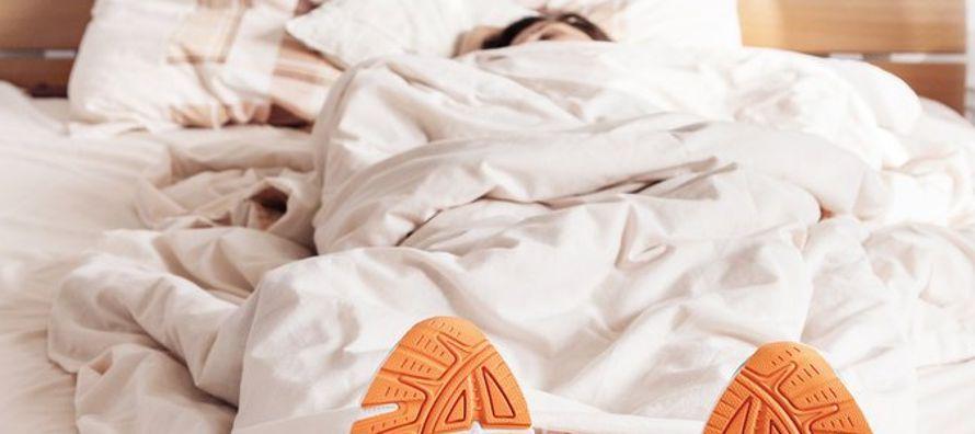"""""""Es horrible tener que escoger"""", dijo Charles Czeisler, un experto del sueño en el..."""