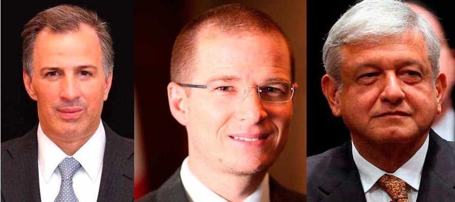 A pesar de esto, estas tres alianzas electorales son las que habrán de disputar el mayor...