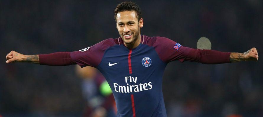Como máximas favoritas, el atacante del París Saint-Germain (PSG) apostó por...