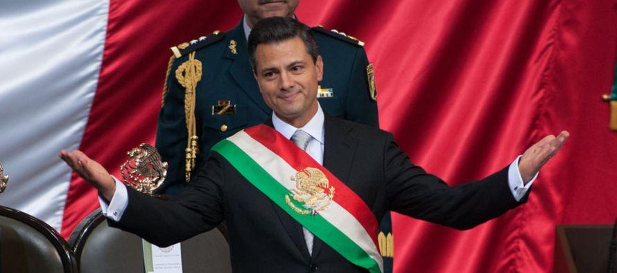 Las reformas estructurales impulsadas por el mandatario federal no han beneficiado a los mexicanos,...