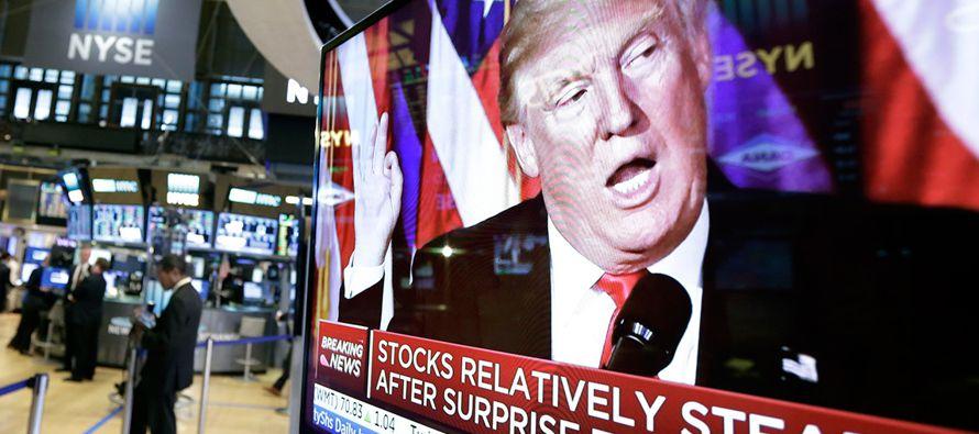 El Dow Jones de Industriales, el principal indicador del mercado, retrocedió 0,11 %,...