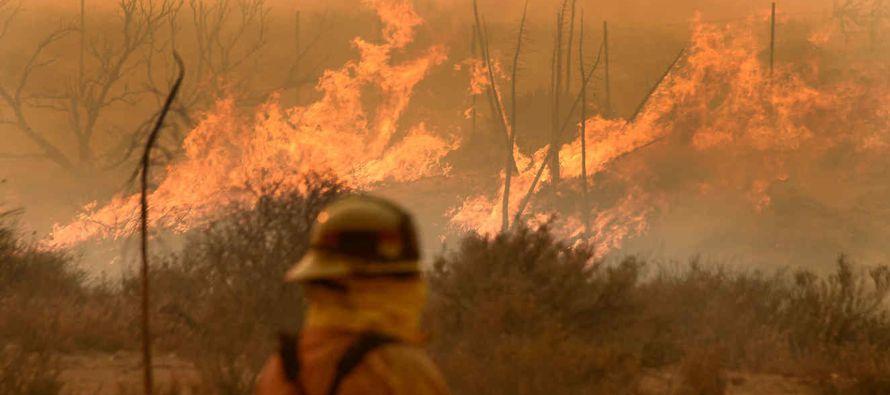 El condado de Ventura, que ha llevado la peor parte hasta ahora, probablemente registrará...