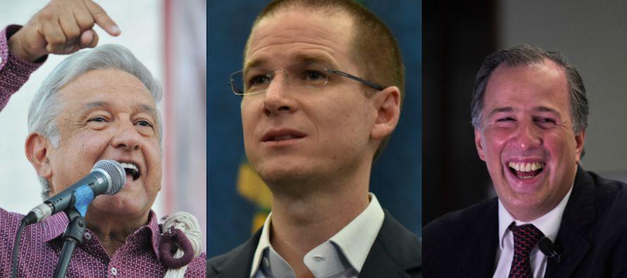 Por otro lado, los candidatos del PRI y del PAN en esta ocasión tienen similitudes que...