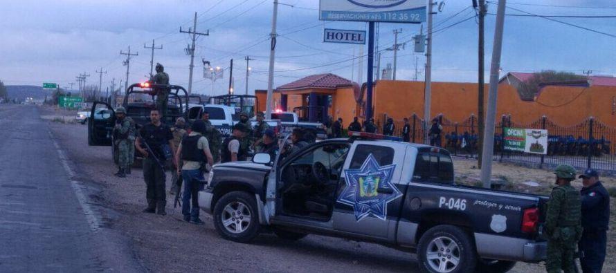 El saldo mayor ocurrió el martes en el municipio de Gómez Farías en un tiroteo...