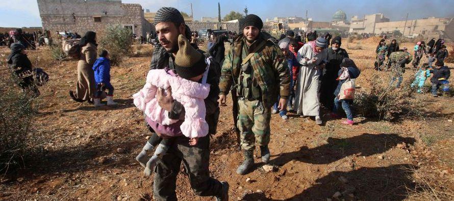 Aunque el conflicto aún no ha terminado, según la FAO, en varias zonas del...