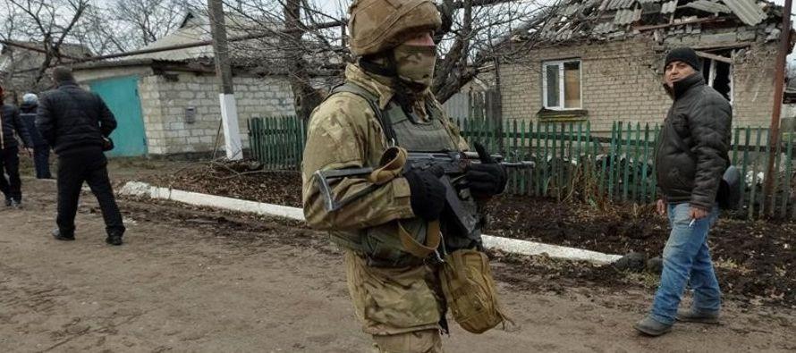 """""""Todas las partes del conflicto deben cesar de inmediato el uso de estas terribles armas que..."""