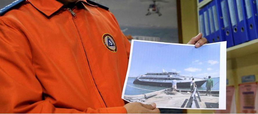Los accidentes marítimos en Filipinas se cobran cada año decenas de vidas, la...