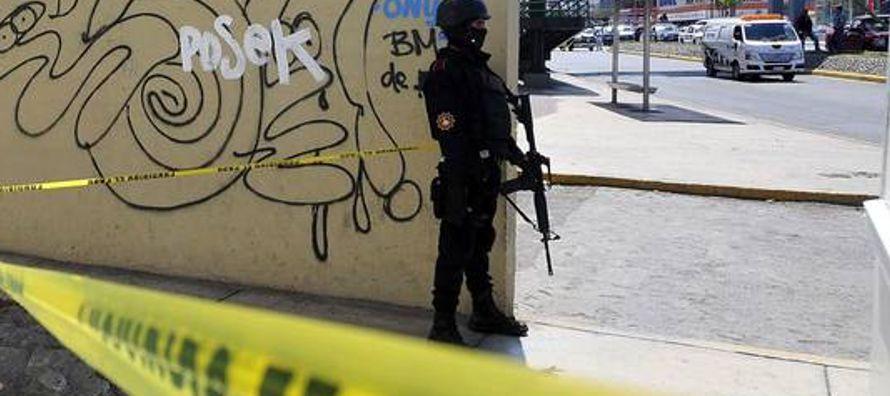 Esta es la primera vez en la historia de Baja California Sur en que organizaciones criminales...