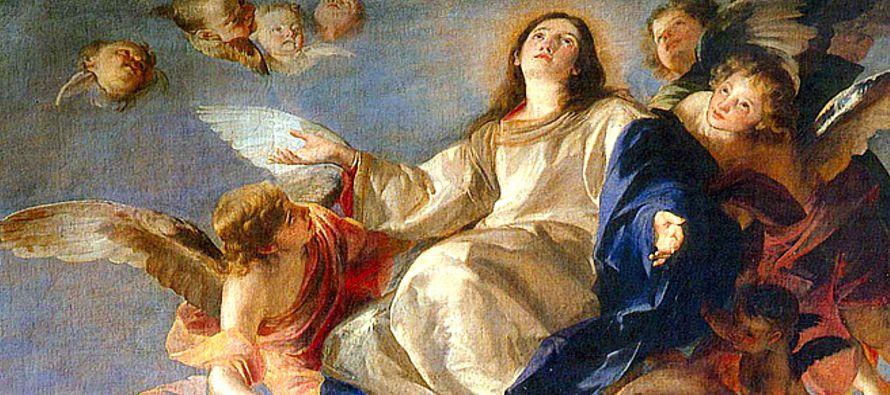 «Santo es su nombre y su misericordia alcanza de generación en generación a los...
