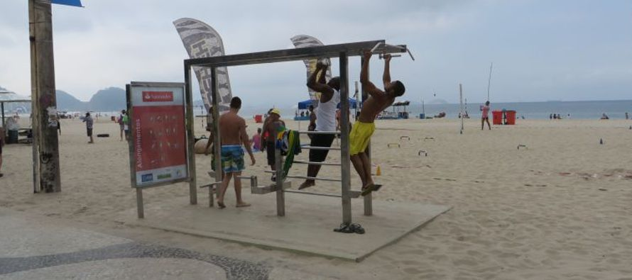 Se dice de Río que es la ciudad del culto al cuerpo y que es adicta al deporte, y no en vano...
