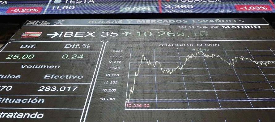 El sondeo mensual sobre asignación de activos entre 51 administradores de riqueza y jefes de...