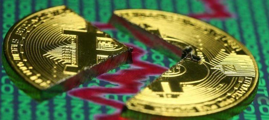 La mayor y más conocida divisa digital ha visto una vertiginosa multiplicación por 20...
