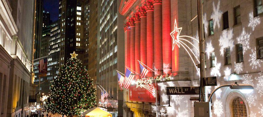 Los tres principales índice de Wall Street terminaron la semana con ganancias impulsados por...