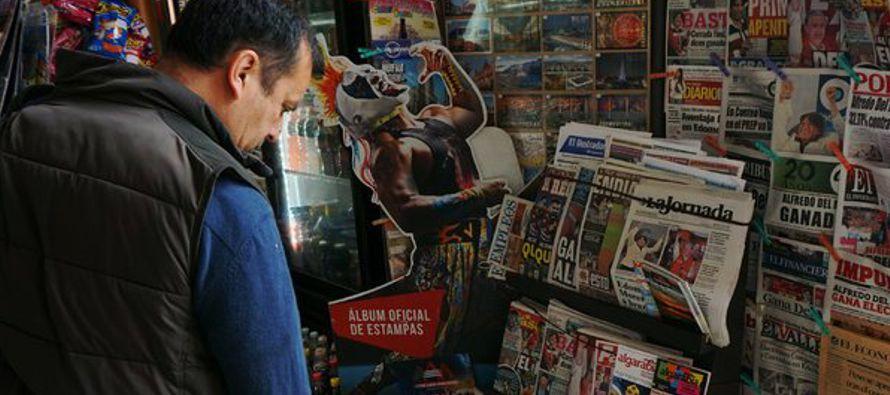 Peña Nieto ha gastado más dinero en publicidad que ningún otro presidente en...