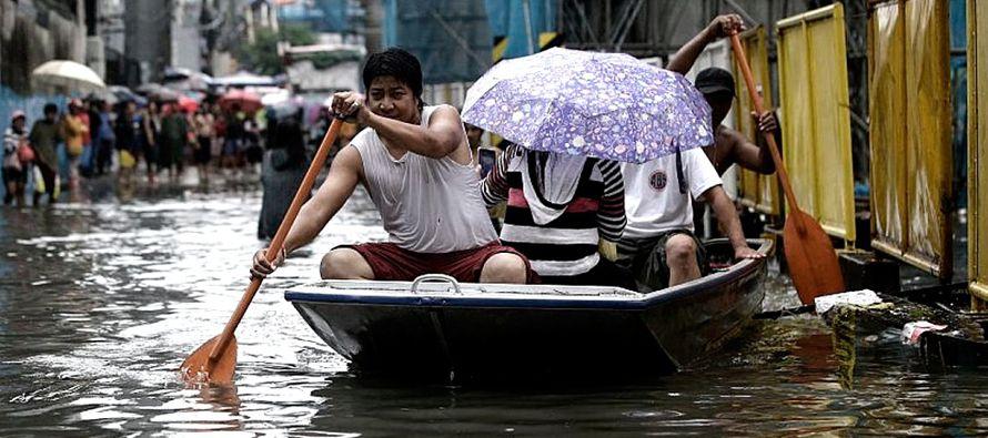 Los medios vietnamitas comparan a este tifón con Linda, que en 1997 causó uno de los...