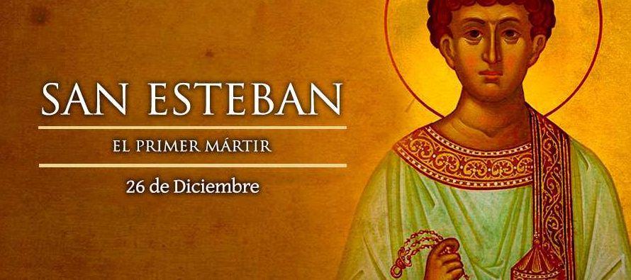 Entre éstos sobresalía el joven Esteban, quien, a más de desempeñar las...