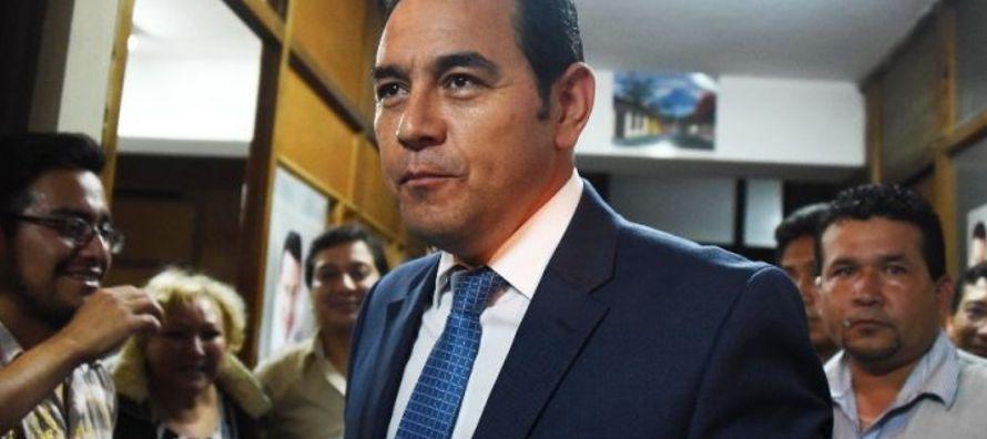 """""""La decisión de Guatemala de mover su embajada al Jerusalén ocupado constituye..."""