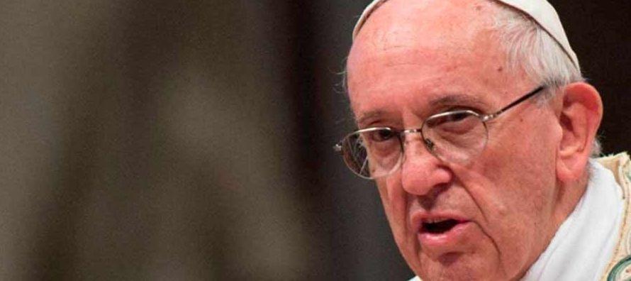 Hace cuatro años y 9 meses que llegó al solio pontificio. Para darle a la Iglesia un...