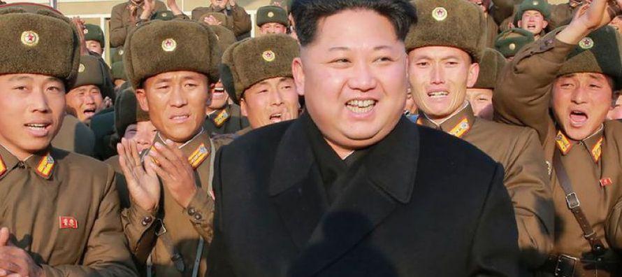 Las tensiones han vuelto a aumentar por el programa nuclear y de misiles de Corea del Norte, que...