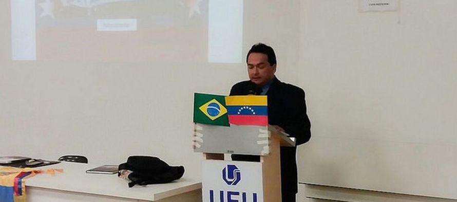 La decisión obliga a Delgado Maldonado, que es el encargado de negocios de Venezuela en...