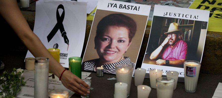 Este repunte de la violencia ha sacudido de lleno a los periodistas. 2017 es el año en el...
