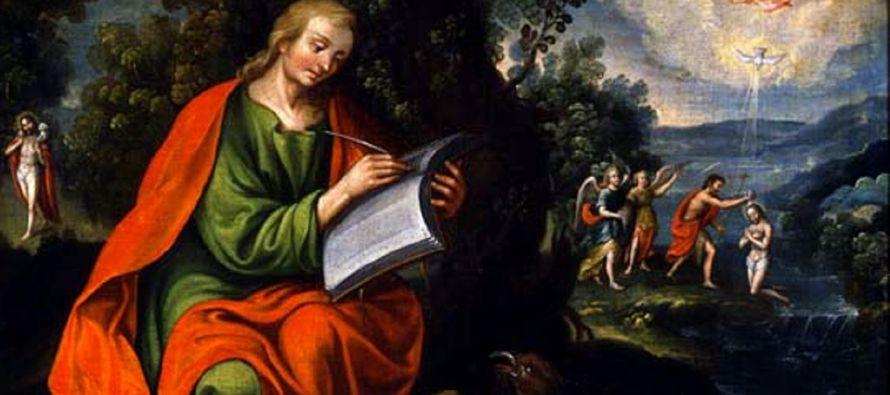 Fiesta de san Juan, apóstol y evangelista, hijo de Zebedeo, que junto con su hermano...