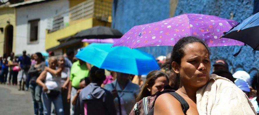 La ya de por sí elevada temperatura política se disparó en Venezuela el 31 de...