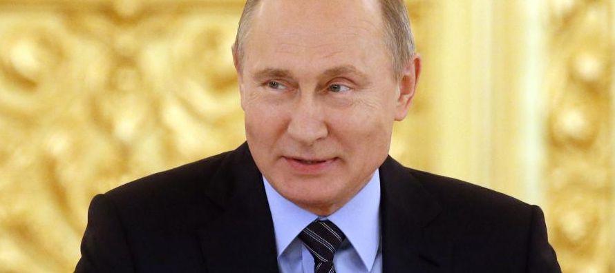 Los éxitos de la política de Putin en Siria contrastan con la pérdida de...