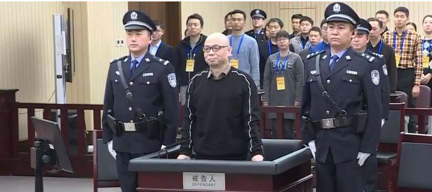 El derecho de ambos bajo la ley de procedimiento penal china a un juicio justo, una defensa...