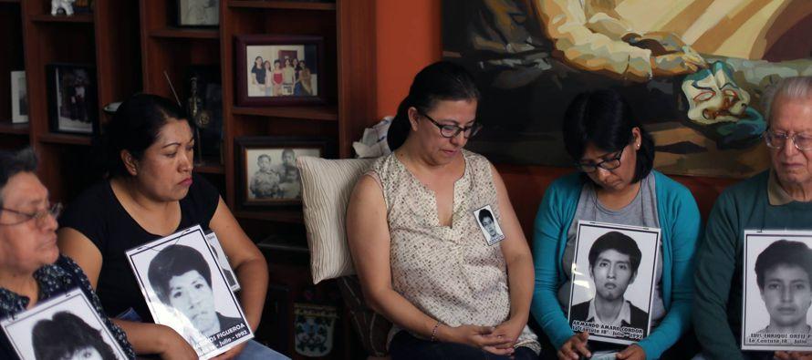 El predecesor en Interior, Carlos Basombrío, presentó su renuncia antes de la...