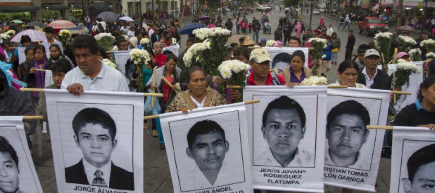 """Aguirre declaró ser el primero """"en querer saber dónde están los..."""