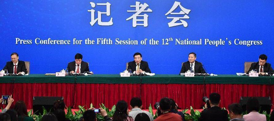 """China está muy preocupada"" por este caso, aseguró en conferencia de prensa..."