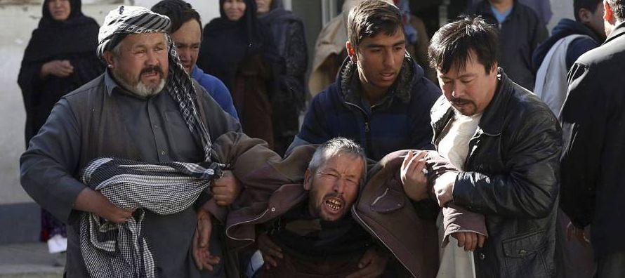 Desde el final de la misión de combate de la OTAN en enero de 2015, Kabul ha ido perdiendo...