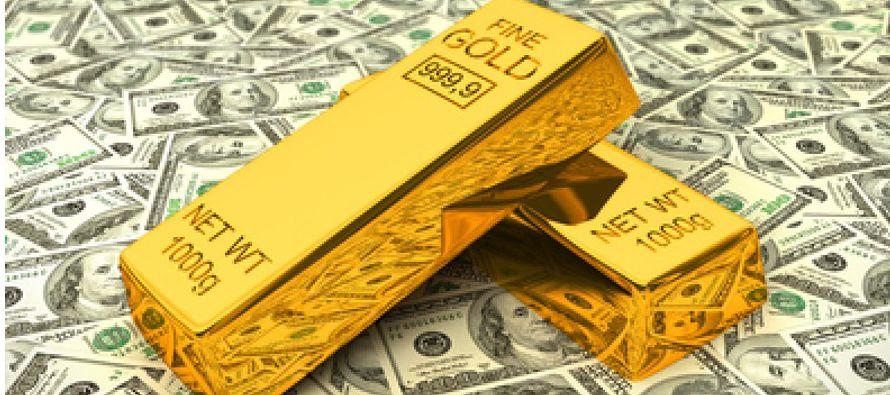 El metal precioso se benefició además de un impulso técnico luego de cerrar el...