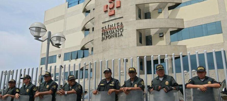 La marcha, que ha sido convocada en todo Perú, recorrerá las principales calles en...