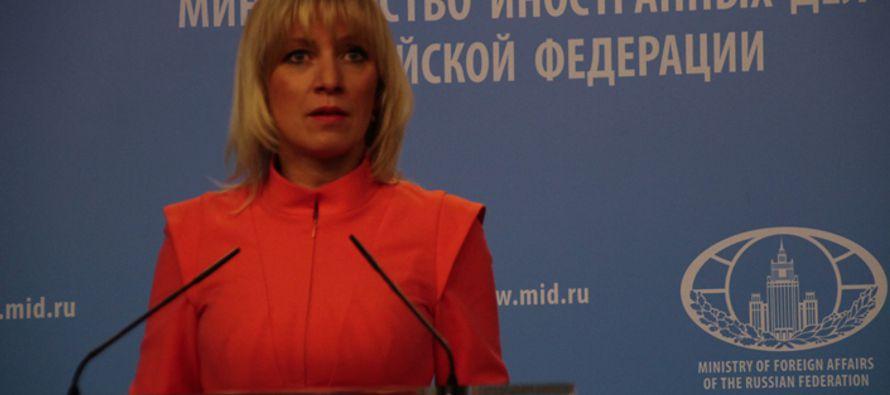 Las acusaciones de Estados Unidos a Rusia sobre presiones a los candidatos y la carencia en este...