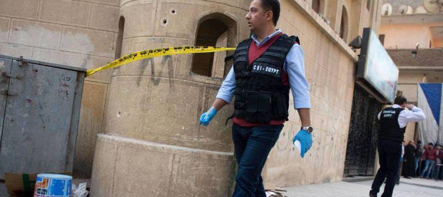 La comunidad cristiana copta de Egipto fue víctima el viernes por la mañana de un...