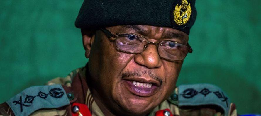 Algunos críticos del Ejecutivo denuncian que el nombramiento de Chiwenga es un premio a su...