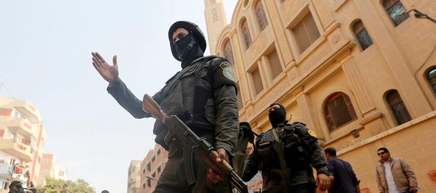 """La agencia afiliada a los extremistas aseguró que un """"grupo de seguridad perteneciente..."""