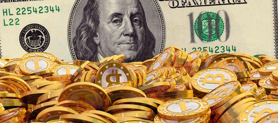 Uno de los desarrollos más impactantes del mercado en el año fue el alza del bitcoin...