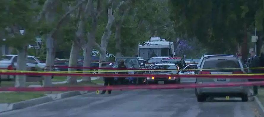 La Policía de Long Beach, a través de Twitter, señaló que el fallecido...
