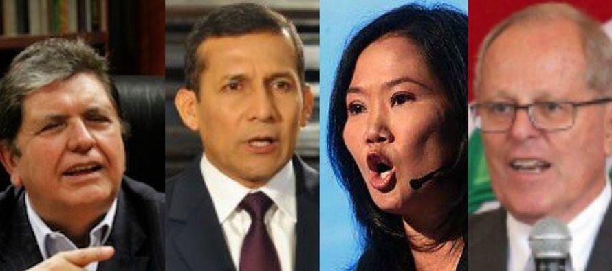 Congresistas del partido fujimorista Fuerza Popular arremetieron hoy contra la Fiscalía de...