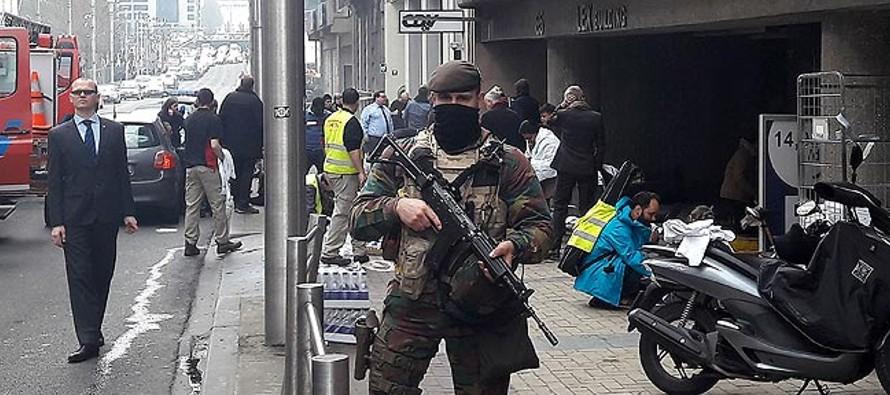 En Francia, el ministerio del Interior anunció que sacará a las calles a 139,400...