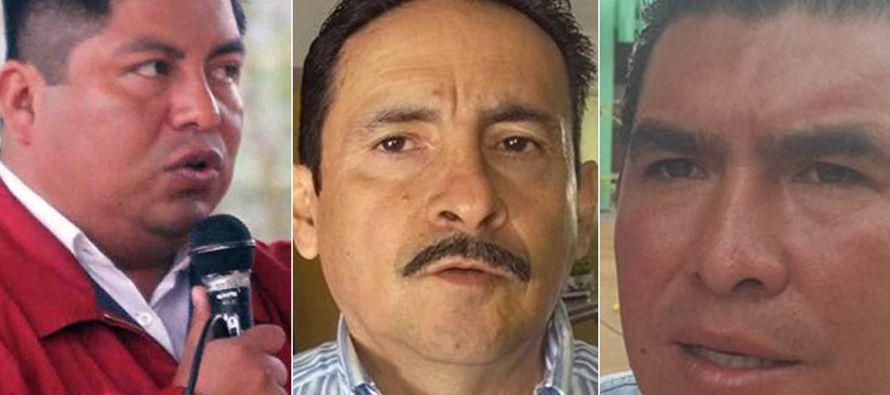 La víspera otro político perredista y diputado del congreso estatal de Jalisco,...