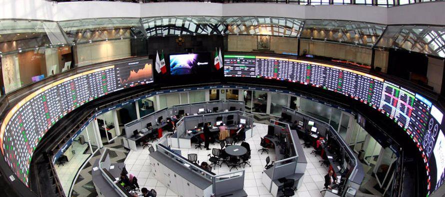 El índice accionario Bovespa de la Bolsa de Brasil había cerrado el jueves con un...