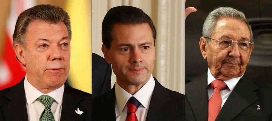 Colombia afronta en mayo de 2018 unas elecciones presidenciales de las que dependerá en...