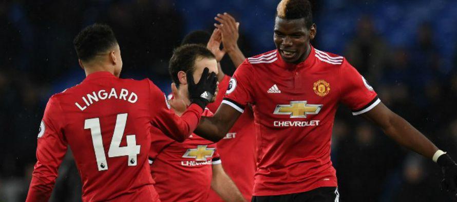 Tras pasar ciertos apuros ante la reacción final del Everton, el United cerró...